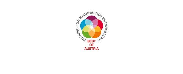 Bildung Nachhaltigkeit Entwicklung - Best of Austria