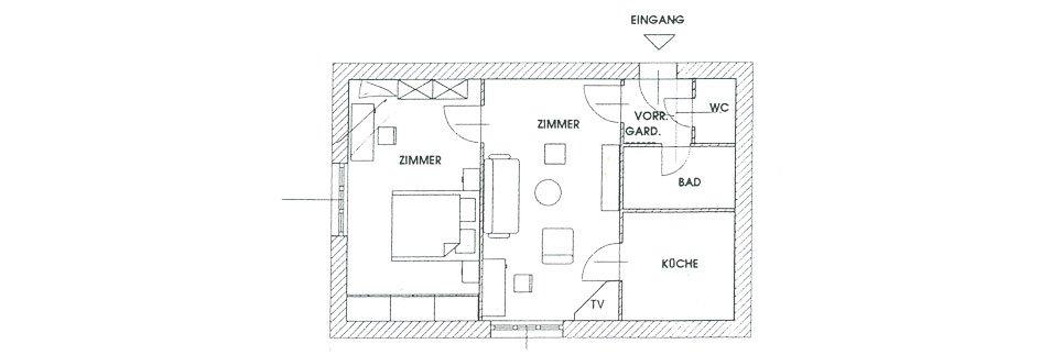 OeAD-Apartment Hafnersteig Floor Plan O