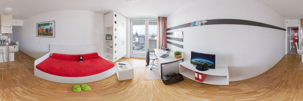 OeAD-Guesthouse Gasgasse virtual tour
